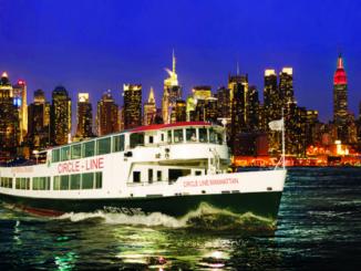 Circle Line Ship - Circle Line Sightseeing Cruises - New York City, New York, United States
