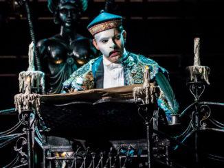 The Phantom Of The Opera. ben forster as 'the phantom'