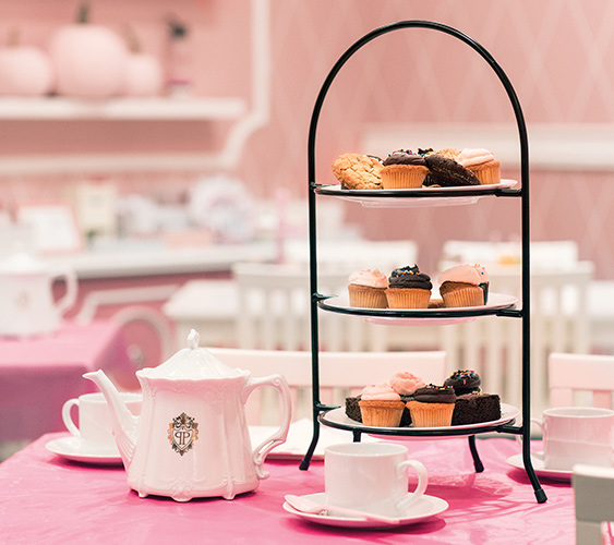 Eloise-Themed Afternoon Tea at The Plaza Hotel New York