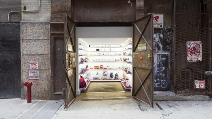 Doors to one of NYC's weird & wonderful museums open