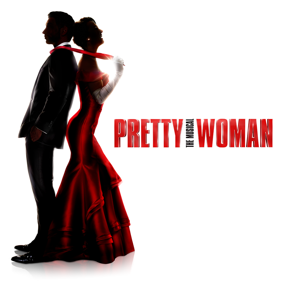 Poster for Pretty Woman The Musical, one of Broadway's most popular 2018 productions