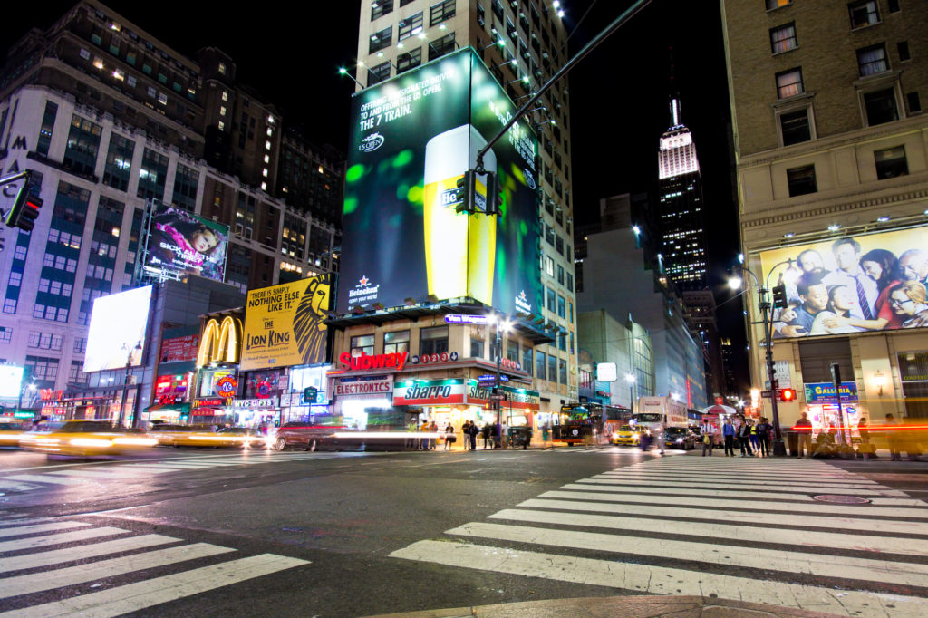 pic of midtown manhattan where to stay in new york