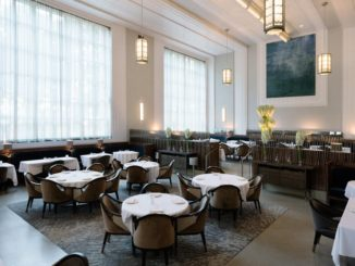 Interior Image of Eleven Restaurant Madison Park