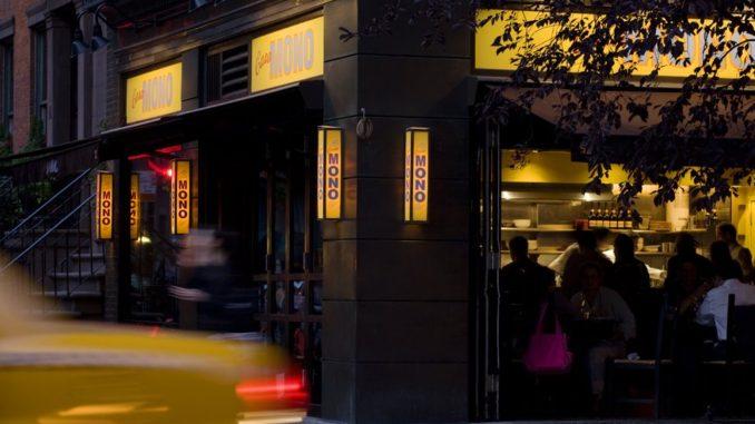 Inside Casa Mono Spanish tapas Restaurant New York