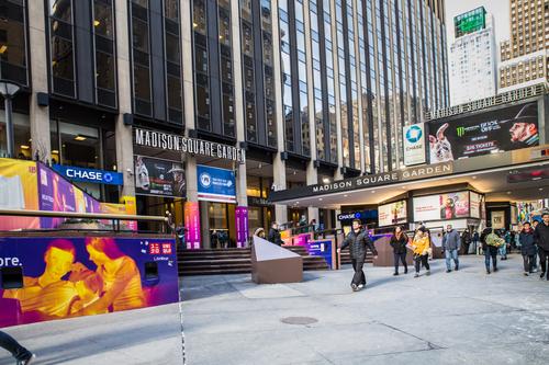 Madison Square Garden New York New York Weekend Breaks