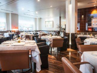 Inside Marea Restaurant New York