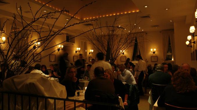 Inside Babbo Restaurant New York