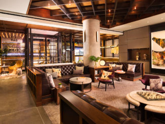 the lounge in the beautiful kimpton one of the best 5 star hotels in new york